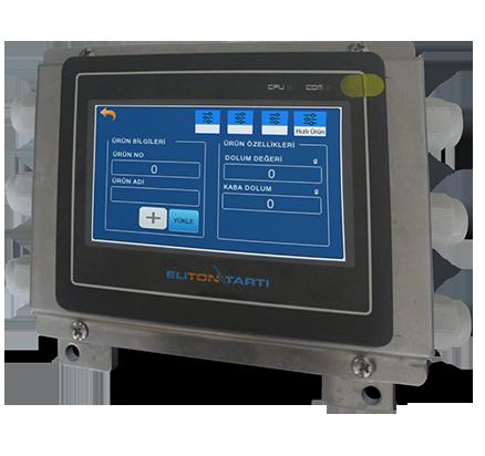 Eliton Otomasyon FE - 1D Reçete Ekranı