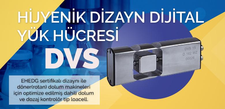 DVS Dijital - Yük Hücreleri