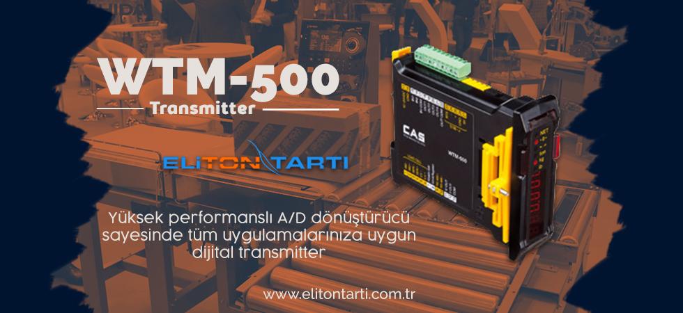 WTM-500 Dijital Transmitter