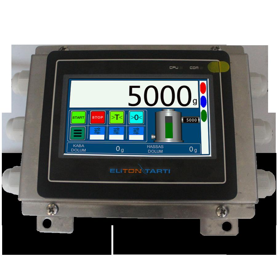 FE - 1D Endüstriyel Yüksek hızlı dolum indikatörü